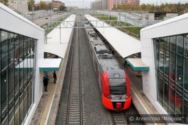 Последние три станции МЦК запустят кконцу октября