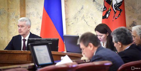 Собянин поддержал идею круглосуточной работы метро побольшим праздникам
